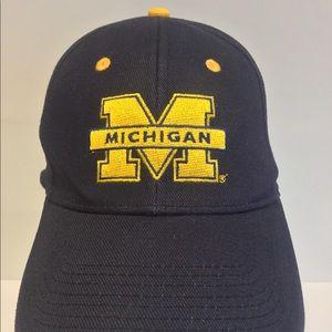 Vintage Michigan Wolverines Hat Never Worn